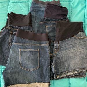 Pants - Maternity Shorts Bundle